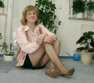Zena koja ume sa nogama 🦶