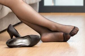 fetiš na noge i stopala