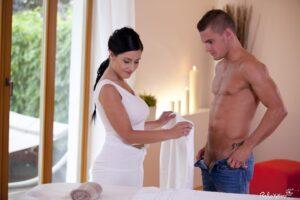 priprema za masažu