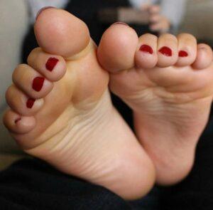 fetiš na stopala
