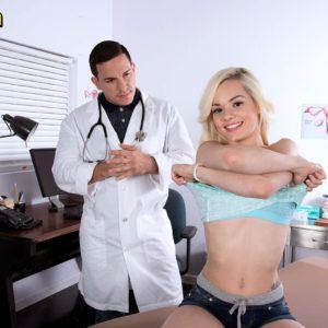 mala drolja kod ginekologa