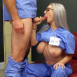medicinska sestra pusi kurac doktoru